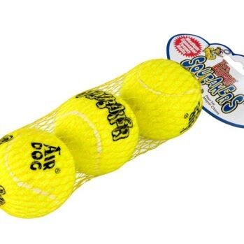 kong 3 tennisbolde i net