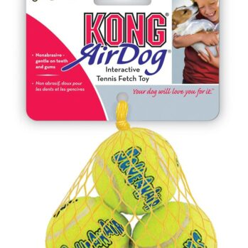 kong 3 tennisbolde i net small