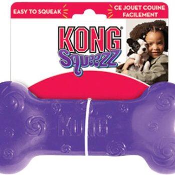 Kong Squeezz Hundelegetøj