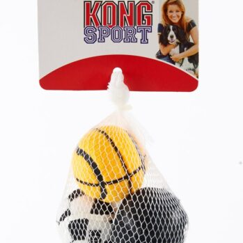 kong 3 small tennisbolde