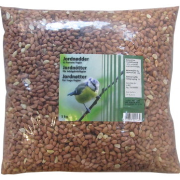 5 kg afskallede nødder