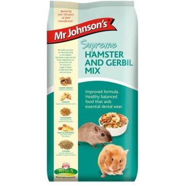mr johnson hamsterfoder