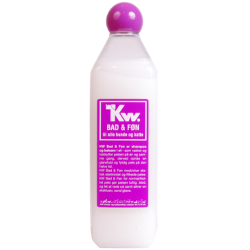 KW Bad & Føn Shampoo/Balsam