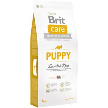 Brit puppy lam og ris 12kg