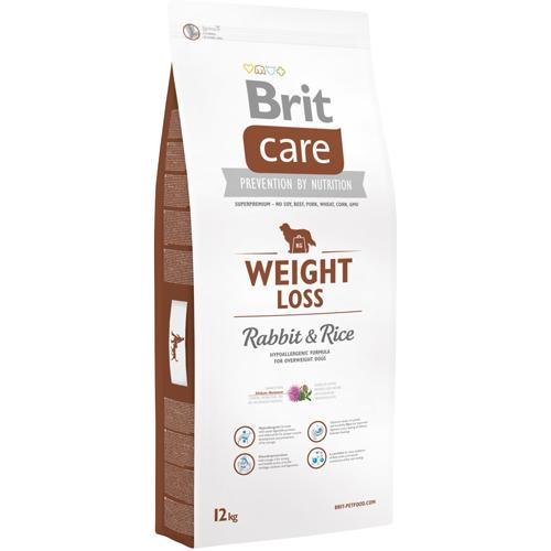 Brit care weight loss, til overvægtige hunde