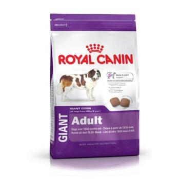 Royal Canin Giant Adult hunderfoder voksenfoder