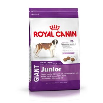 Royal Canin Giant Junior hundefoder hvalpefoder