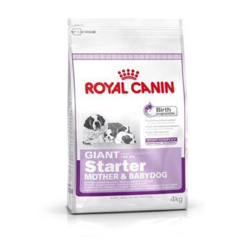 Royal Canin Giant Starter Mother&Babydog hundefoder hvalpefoder