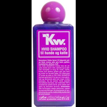 KW Hvid Shampoo