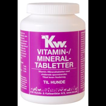 KW Vitamin/Mineral 250 Tabl.