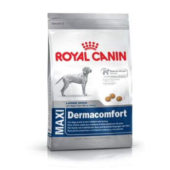 Royal Canin Maxi Dermacomfort hundefoder allergifoder