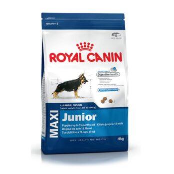 Royal Canin Maxi Junior hundefoder hvalpefoder