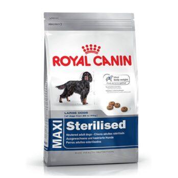 Royal Canin Maxi sterilised hundefoder voksenfoder