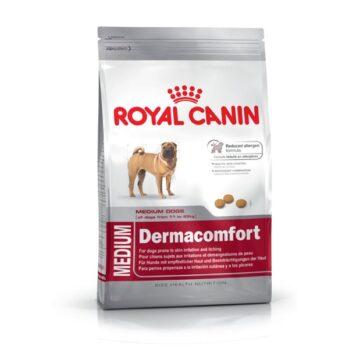 Royal Canin Medium Dermacomfort hundefoder voksenfoder allergifoder