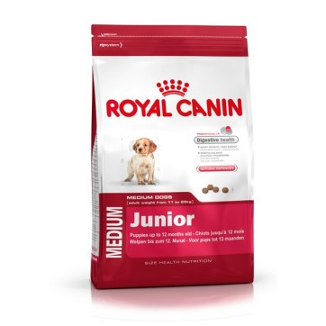 Royal Canin Medium Junior hundefoder hvalpefoder