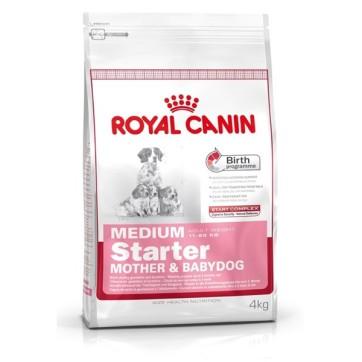 Roayl Canin Medium Starter Mother&Babydog hundefoder hvalpefoder