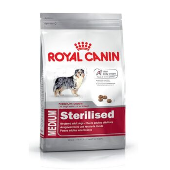 Royal Canin Medium Sterilised hundefoder voksenfoder