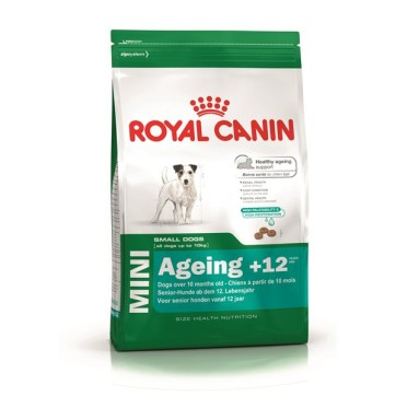 Royal Canin Mini Ageing 12+ hundefoder seniorfoder