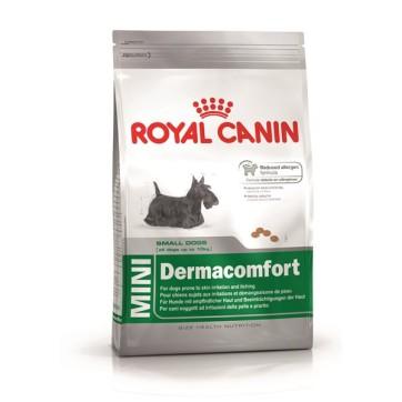 Royal Canin Mini Dermacomfort hundefoder voksenfoder allergifoder