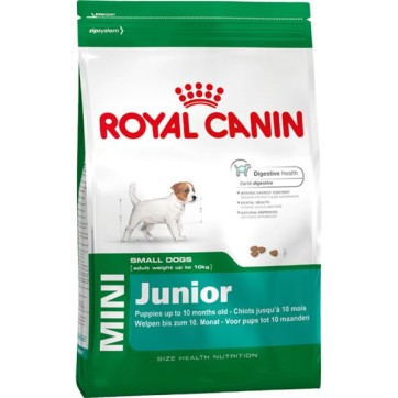 Royal Canin Mini Junior hundefoder hvalpefoder