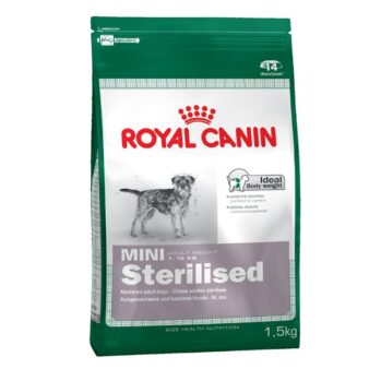 Royal Canin Mini Sterilised hundefoder voksenfoder