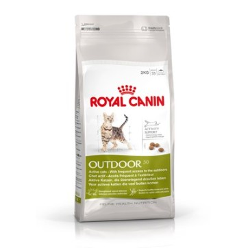 Royal Canin Outdoor kattefoder voksenfoder