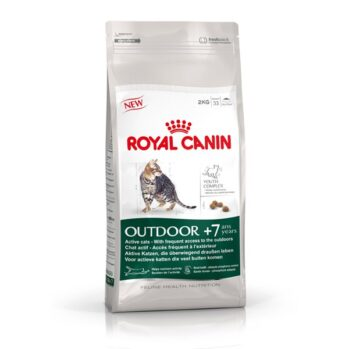 Royal Canin outdoor 7+ kattefoder seniorfoder