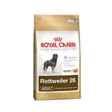 Royal Canin Rottweiler Adult hundefoder voksenfoder racefoder