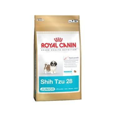 Royal Canin Shih Tzu Junior hundefoder hvalpefoder racefoder