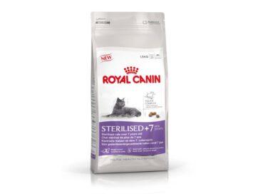 Royal Canin sterilised 7+ kattefoder seniorfoder