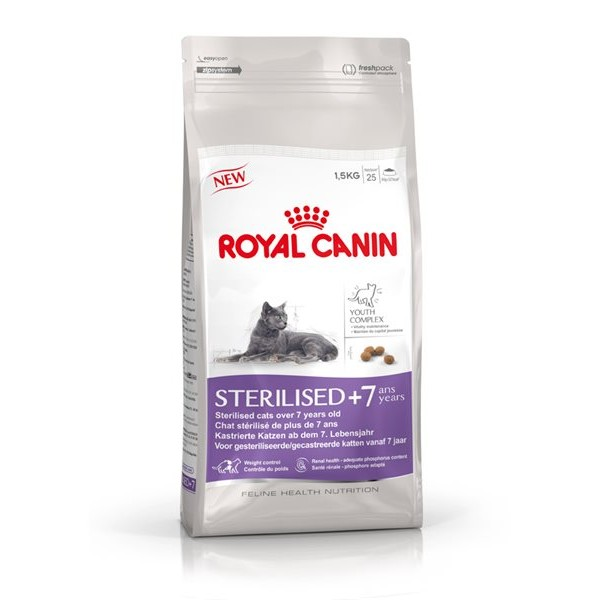 royal canin sterilised 7 10 kg bonnie dyrecenter farum. Black Bedroom Furniture Sets. Home Design Ideas