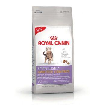 Royal Canin Sterilised Appetite Control kattefoder voksenfoder