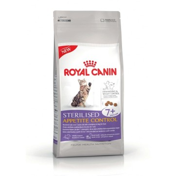 Royal Canin sterilised appetite control 7+ kattefoder seniorfoder