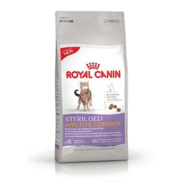 Royal canin sterilised appetite control kattefoder