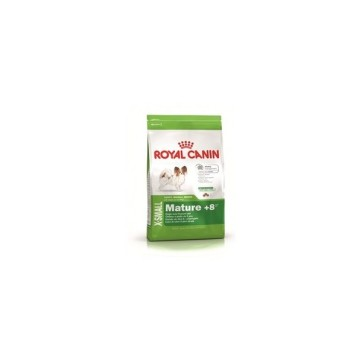 Royal Canin X-Small Adult 8+ hundefoder seniorfoder