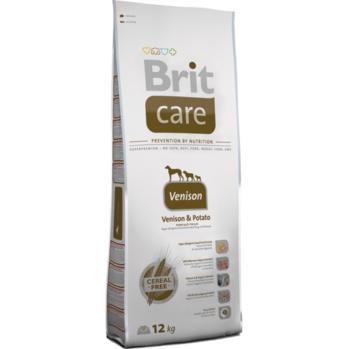 brit care venison 12 kg kornfri