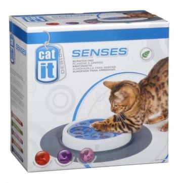 cat senses kradsemåtte
