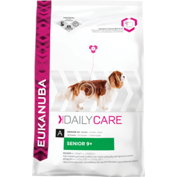 eukanuba daily care senior