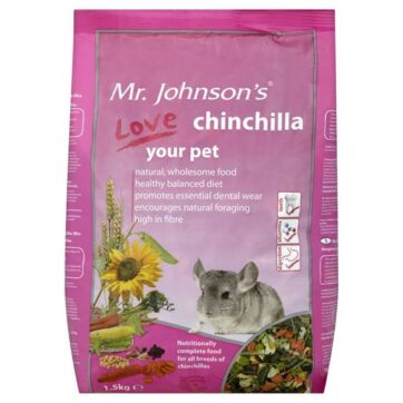 mr johnson chinchilla