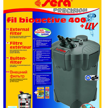 sera bioactive 400 med uv