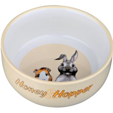 keramikskål marsvin/kanin