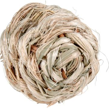 græsbold med bjælde 6 cm