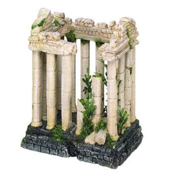 akropolis med bobler