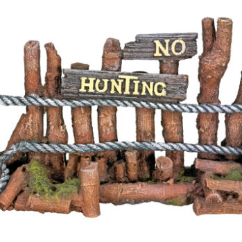 hegn no hunting