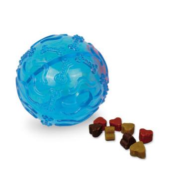 stor blå aktivitetsbold