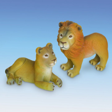 pivedyr løve.