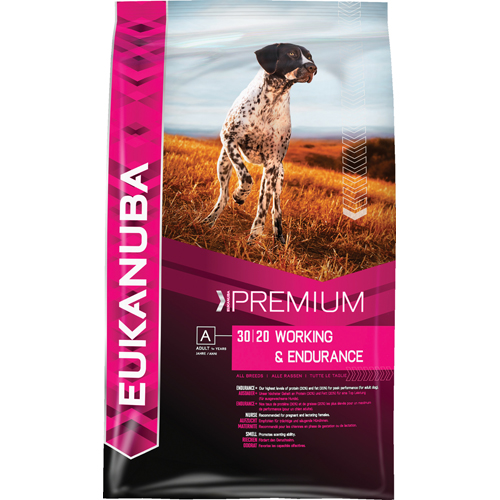 Eukanuba working og Endurance
