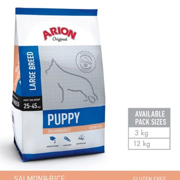 arion puppy large breed laks