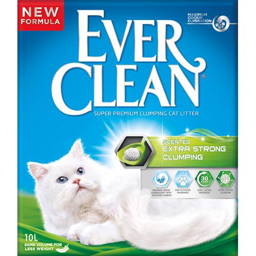 Everclean kattegrus med duft