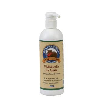 Grizzly Vildlakseolie 500 ml